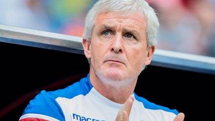 El Southampton despide a Mark Hughes tras diez jornadas sin ganar