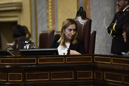 Ana Pastor pide a todos los partidos andaluces respeto por la Constitución