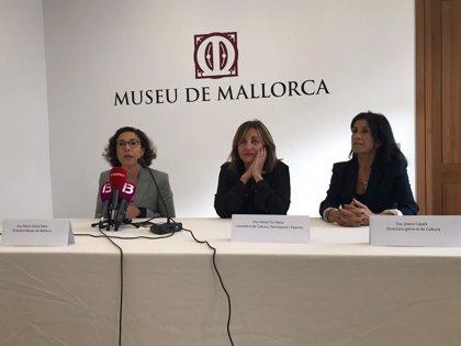 """Maria Gràcia Salvà, nueva directora del Museu de Mallorca que propone mejorar su """"falta de asistencia"""""""