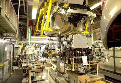 La planta de PSA en Zaragoza supera en noviembre su récord de producción mensual, con casi 50.000 coches