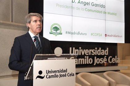 """Garrido cree que está """"fuera de lugar"""" la placa del 15M en Sol, que lo compara con los héroes del Dos de Mayo y del 11M"""