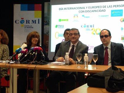 Cermi pide al Gobierno C-LM incrementar 3 millones la subvención de discapacidad