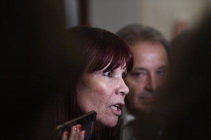 """Micaela Navarro dice que """"todo está abierto"""", pero destaca la diferencia de escaños de Díaz sobre el resto"""
