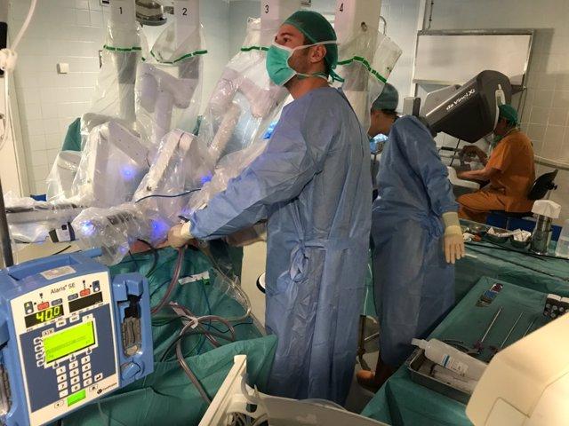 Trasplante renal en el Hospital de Bellvitge