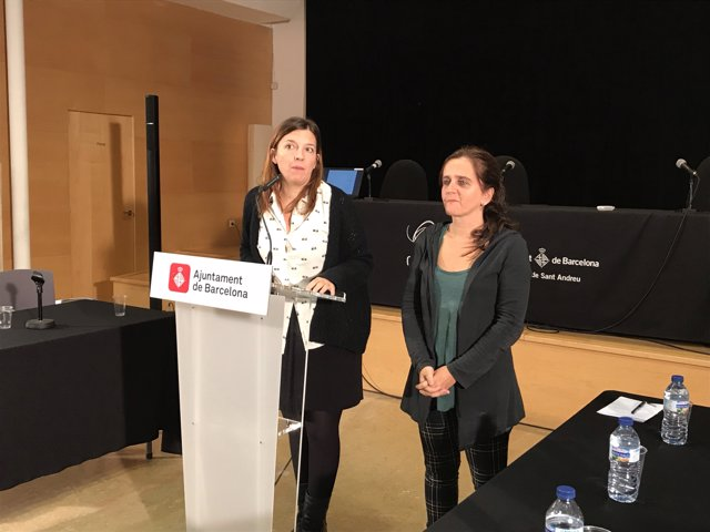 Laia Ortiz i Gemma Tarafa