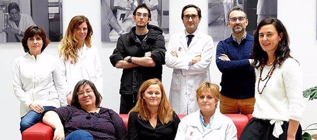 El grupo de investigación del CIBERSAM del doctor Benedicto Crespo