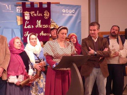 Tolox celebra su tradicional 'Día de las Mozas' del 7 al 9 de diciembre