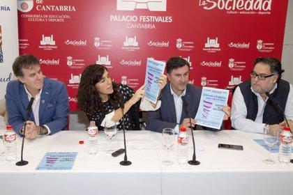 Jueves de Boleros protagoniza en el Palacio una gala benéfica contra el cáncer