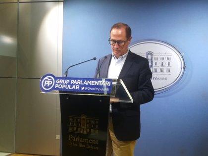 """El PP balear cree que los resultados en Andalucía son un """"castigo"""" a Sánchez y defiende alcanzar acuerdos en la derecha"""