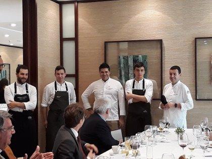 Ricard Camarena, premiado en Italia como Mejor Cocinero Internacional 2019