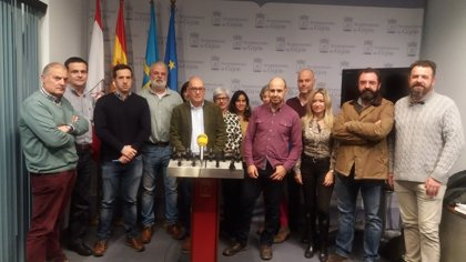 """Gijón.- Los sindicatos del Ayuntamiento, a punto de romper negociaciones por """"mala fe"""" del Gobierno local"""