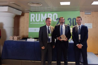 El proyecto europeo 'GreenS', coordinado por la FAMP, premiado por la Red Española de Ciudades por el clima