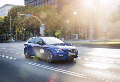 Seat, líder del mercado automovilístico español en noviembre, con el León como el modelo más vendido