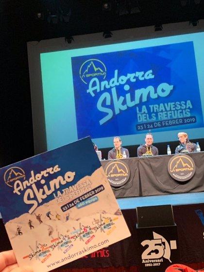 Más de 1.000 esquiadores participarán en La Sportiva Andorra Skimo