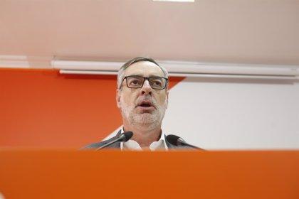 """Cs pide al PSOE y al PP que """"no bloqueen"""" un gobierno """"limpio de Cs para Andalucía"""