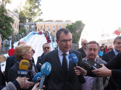 """El alcalde de Murcia destaca la """"madurez"""" y """"sabiduría"""" del pueblo andaluz"""