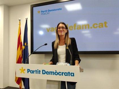 """El PDeCAT sobre la candidatura de Mascarell: """"Con proyectos personales se complica todo"""""""