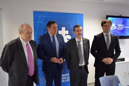 Junta vinculará el San Juan de Dios de León a la Red Asistencial Pública con una aportación de 10,9 millones anuales