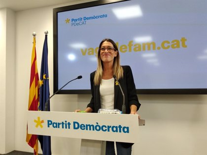 El PDeCAT responsabiliza al PSOE del aumento de Vox y mantiene el 'no' a los PGE