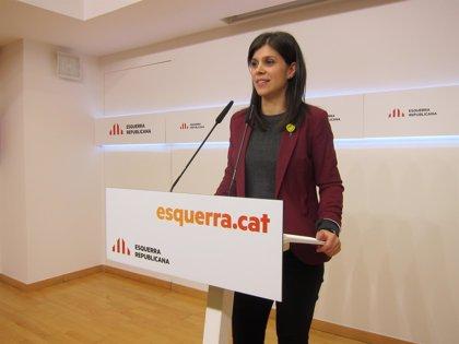 """ERC lamenta la irrupción de Vox y cree que convierte en """"urgencia"""" la república catalana"""