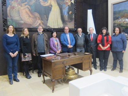 Caja Rural de Extremadura dona 19.500 euros a la Asociación Oncológica, Fundación Magdalena Moriche, Futuex y ADMO