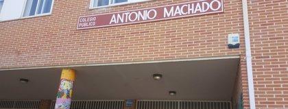 El director del colegio Antonio Machado de Villalba pide más seguridad en los alrededores