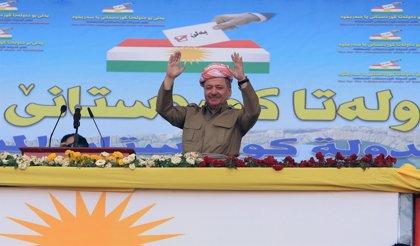 El sobrino y el hijo del anterior presidente kurdo, propuestos como mandatario y primer ministro del Kurdistán