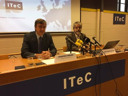 La construcción se ralentiza en España y crecerá un 2,8% de 2019 a 2021, según el Itec