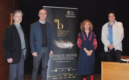 Espacio Turina y Teatro de la Maestranza acogerán la programación de la 7ª temporada de la Orquesta Barroca de Sevilla