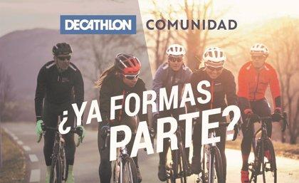 Decathlon lanza 'Decathlon Comunidad', un punto de encuentro 'online' para los amantes del deporte