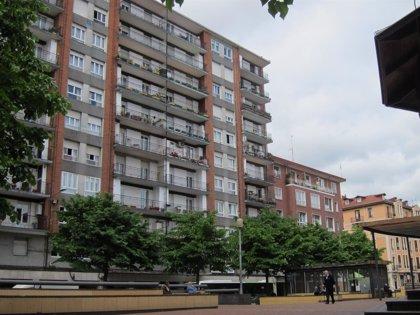 El precio de la vivienda de segunda mano sube en Euskadi en noviembre un 4,46% en tasa interanual
