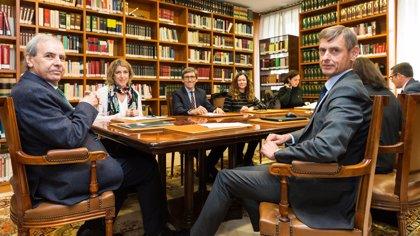 Gobierno y CGPJ cierran la formación para jueces y magistrados de 2019