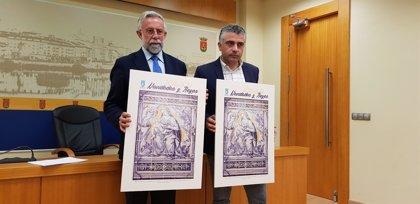 Talavera estrenará el programa de Navidad con la inauguración del mural de cerámica