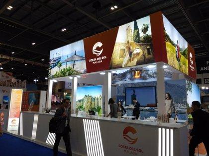 La Costa del Sol promociona su oferta turística en 34 ferias y una quincena de países durante 2018