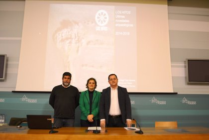 Orgaz (Toledo) pide al Santa Cruz las piezas del yacimiento Los Hitos para su exposición en el Museo del Arte Visigodo