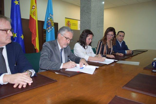 Acuerdo del CEB con INGESA