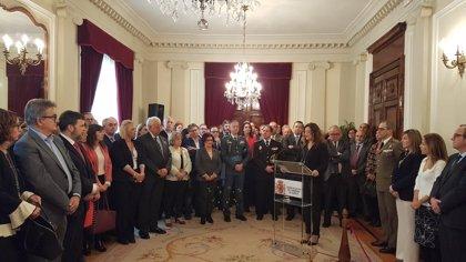 La subdelegada del Gobierno en Huesca aboga por que los cambios en la Carta Magna beneficien a la mayoría