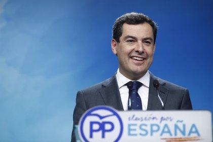 2D.- Moreno preside este martes en Sevilla el Comité Ejecutivo del PP-A  para abordar el resultado de las elecciones