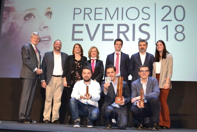 Premios Fundación everis 2018