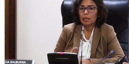 Renuncia la ministra de Cultura de Perú por un escándalo de corrupción