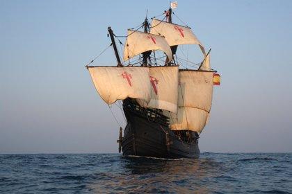 La Nao Victoria, el barco de la primera circunnavegación del mundo, visita este miércoles La Línea (Cádiz)