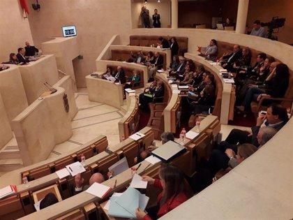 Los grupos presentan más de 540 enmiendas parciales a los PGC y la Ley de Medidas