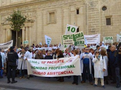 """Sindicato Médico y Basta Ya """"no desistirán"""" ante el nuevo Gobierno para transformar la Atención Primaria onubense"""