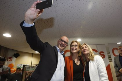 Ciudadanos resalta que se sitúa como segunda fuerza en Granada capital, unos tres puntos por encima del PSOE