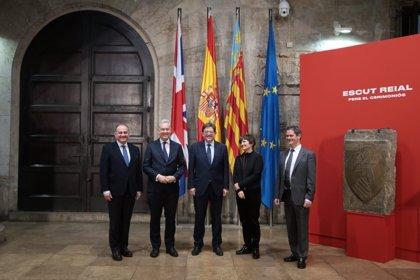 """El embajador británico elogia Intu Mediterrani y Puig asegura que los proyectos adaptados a normas tendrán """"viabilidad"""""""
