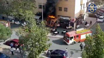 """El SAB avisa de un """"récord"""" de fallecidos en incendios en hogar mientras el Ayuntamiento """"mira hacia otro lado"""""""