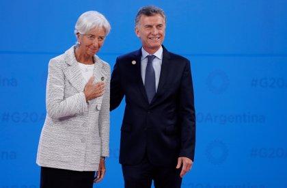 El FMI elogia a Argentina y afirma que seguirá apoyando sus esfuerzos
