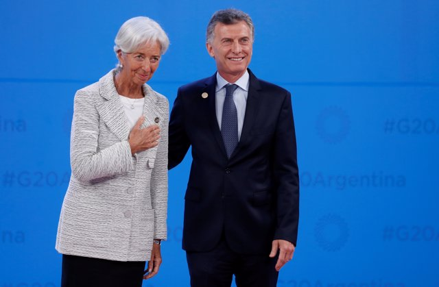 International Monetary Fund (IMF) Managing Director Christine Lagarde is welcome