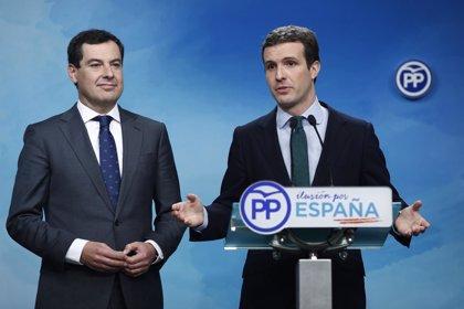 'Barones' del PP apuestan por no mirar a Vox y centrarse en recuperar a los votantes de Ciudadanos