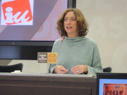 """IU sostiene que ya no es tiempo de """"eslóganes y tuit"""", sino de centrarse """"en las demandas de la calle"""""""